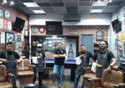 Equipo Mister Barber Shops Atanasio Zona 12