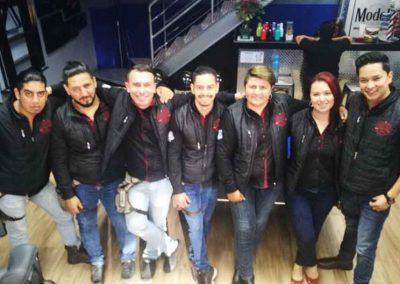 Equipo Supervision y Operaciones Mister Barber Shops