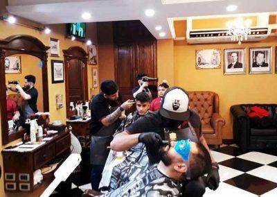 Imagen Amenidades Equipo Mister Barber Shops Centro Vivo Zona 1