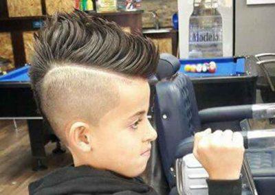 Clientes Equipo Mister Barber Shops Santa Amelia Zona 16
