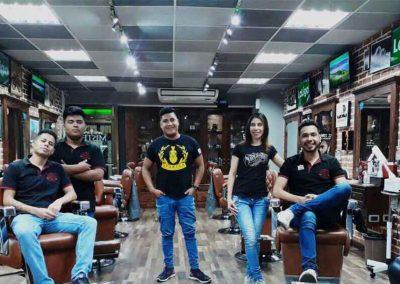 Imagen Equipo Mister Barber Shops CC Zona 4