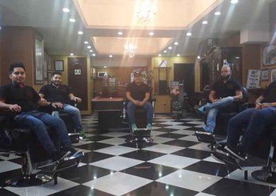Imagen Equipo Mister Barber Shops Centro Vivo Zona 1