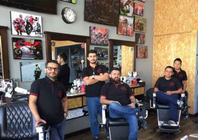 Imagen Equipo Mister Barber Shops El Frutal Zona 21