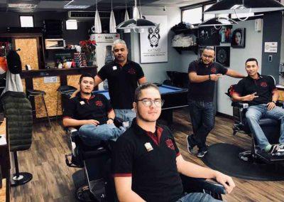 Equipo Mister Barber Shops Santa Amelia Zona 16