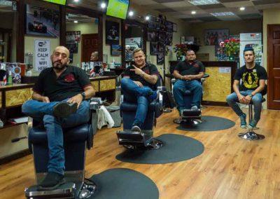 Equipo Mister Barber Shops Varieta Zona 16