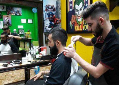 Imagen Servicios Equipo Mister Barber Shops Century Zona 13