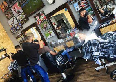 Servicios Equipo Mister Barber Shops El Frutal Zona 21