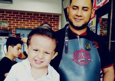 Imagen Nuestros Clientes Equipo Mister Barber Shops Atanasio Zona 12