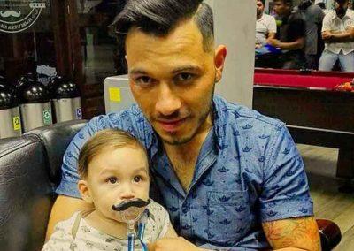 Imagen Nuestros Clientes Equipo Mister Barber Shops Condado El Naranjo