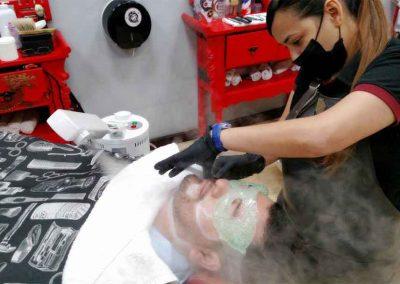 Servicio Equipo Mister Barber Shops Asia Mall Roosevelt
