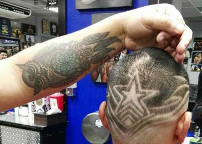 Servicios Equipo Mister Barber Shops Portales Zona 17
