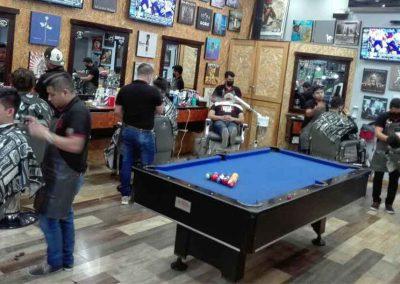 Amenidades Equipo Mister Barber Shops Yaz Plaza San Crsitobal Zona 8 de Mixco