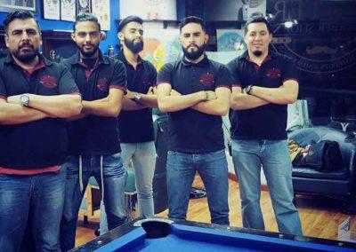 Equipo Mister Barber Shops Atlantis Zona 10