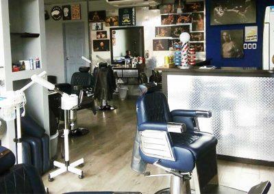 CC Zona Portales Mister Barber Shops 4