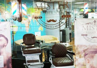 Edificio Atlantis Mister Barber Shops 2